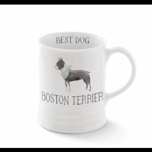 Boston Terrier Georgia Mug