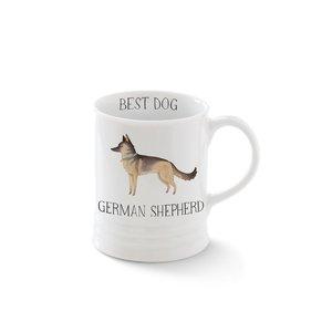 German Shepherd Georgia Mug