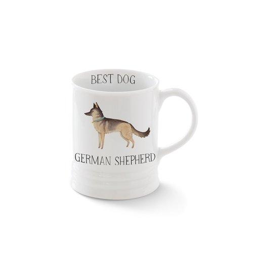 Fringe Studio Pet Shop German Shepherd Mug