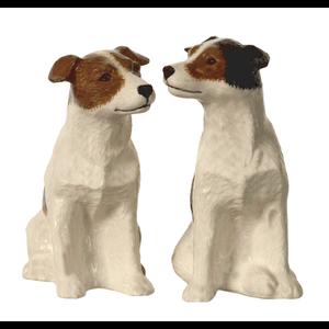 Quail Ceramics Quail Jack Russell Figure