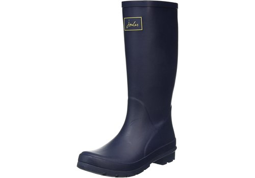 Joules USA French Navy Roll Up Welly