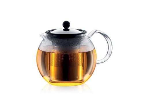 Silver Assam Tea Press
