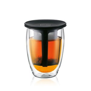 Tea For One Tea Cup with Infuser