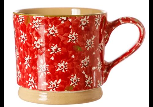 Nicholas Mosse Large Red Lawn Mug