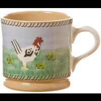 Hen Small Mug