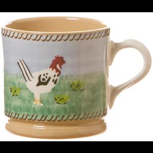 Nicholas Mosse Hen Small Mug