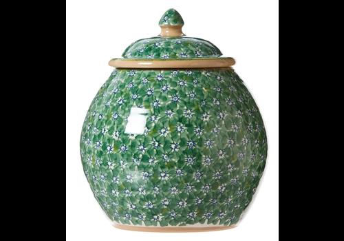 Nicholas Mosse Green Lawn Cookie Jar