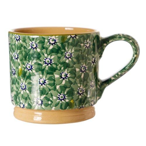 Nicholas Mosse Large Green Lawn Mug