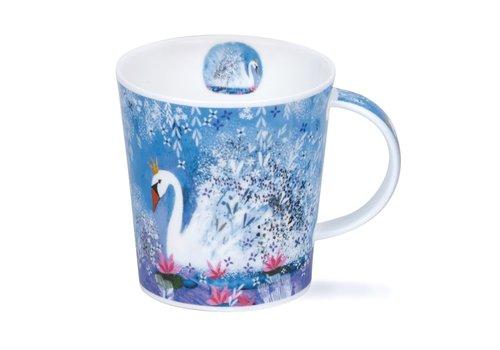Dunoon Lomond Fancy Feathers Mug (Swan)
