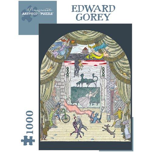 Edward Gorey Theatre 1000 Piece Puzzle