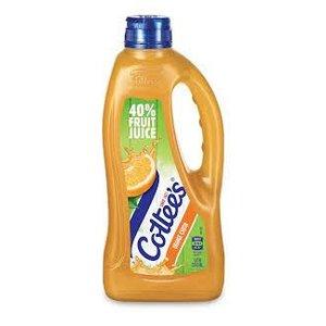 Cottee's Orange Cordial 1L