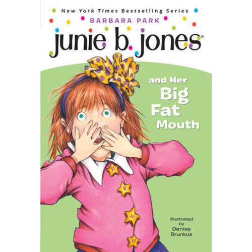 Penguin Random House LLC Junie B. Jones and her Big Fat Mouth