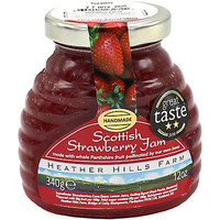 Heather Hills Scottish Strawberry Jam