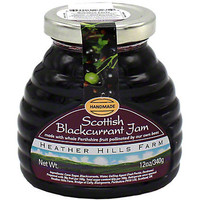 Heather Hills Scottish Blackcurrant Jam