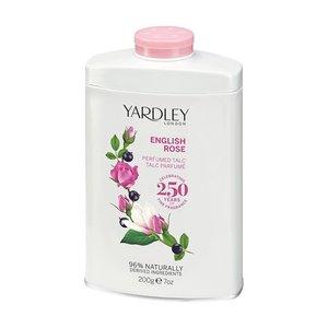 Yardley English Rose Perfumed Talc