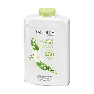 Yardley Lily of the Valley Perfumed Talc