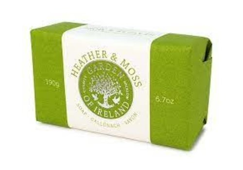 Heather and Moss Bar Soap