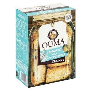 Ouma Ouma Condensed Milk Flavoured Rusks