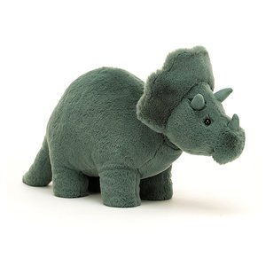 Jellycat I Am A Fossilly Triceratops