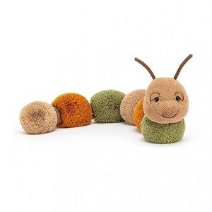 Jellycat I Am Figgy Caterpillar