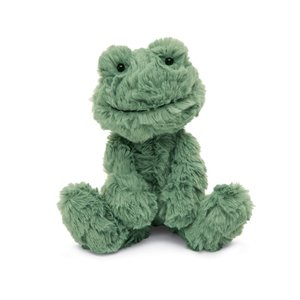 Jellycat Squiggles Frog