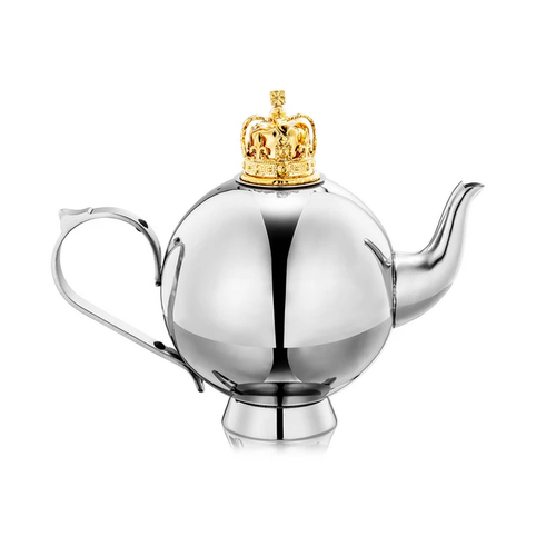Nick Munro Queen's Teapot Large
