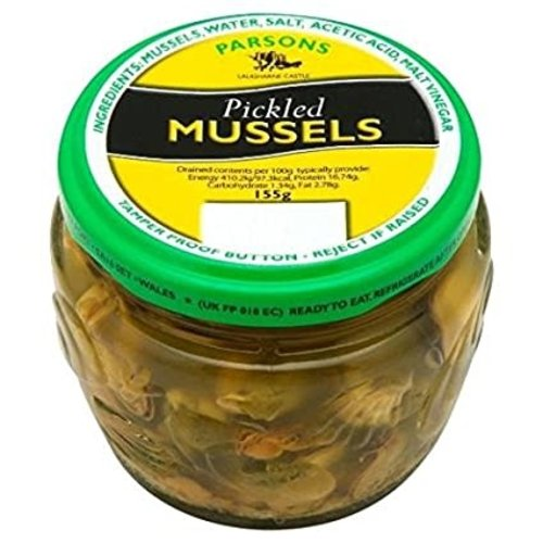 Parsons Parsons Pickled Mussels
