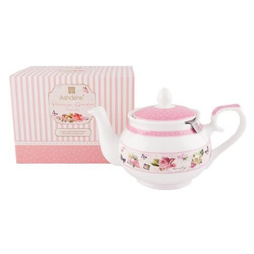Ashdene Ashdene Vintage Garden Teapot
