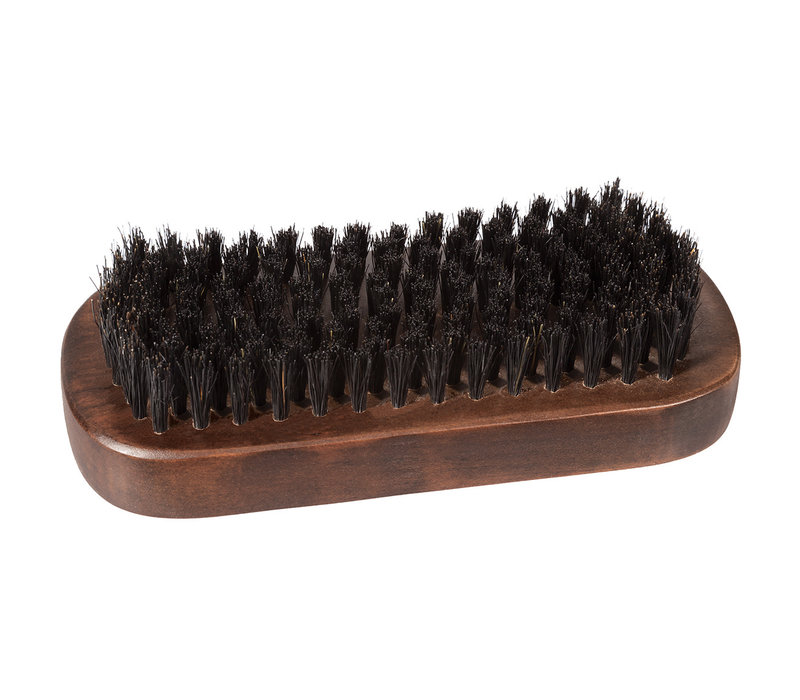 Beard Brush - Pure Wood Handle