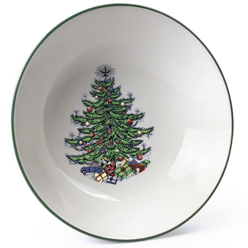 Cuthbertson Christmas Cereal Bowl