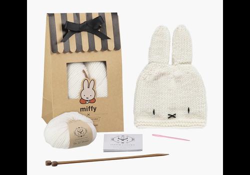 Stitch & Story Miffy's Hat Baby Knitting Set
