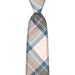 Skinny Stewart Blue Dress Tie