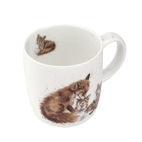 Wrendale Bedtime Kiss Mug