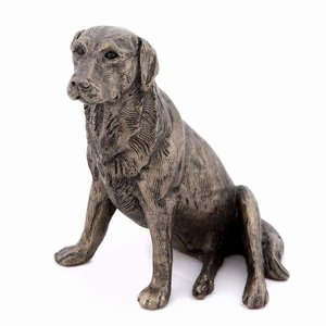 Frith Sculpture Frith Nigel Labrador Sitting