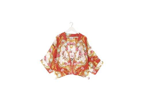 One Hundred Stars Emporio Short Kimono