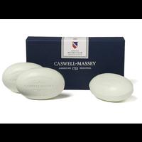 Caswell Massey Jockey Club Triple Milled Soap Set of 3