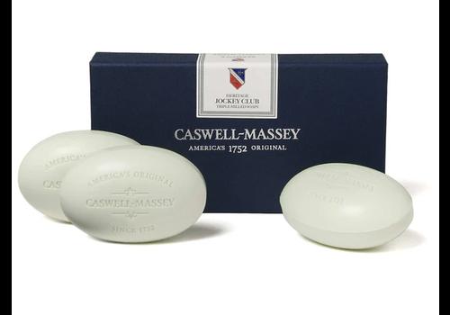 Caswell-Massey Caswell Massey Jockey Club Triple Milled Soap Set of 3