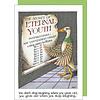 Sugarhouse Greetings Eternal Youth Duck Card