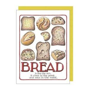 sugarhouse greetings Bread SD247 Card
