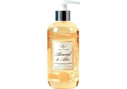 Caswell-Massey Caswell-Massey Almond & Aloe Hand and Body Wash