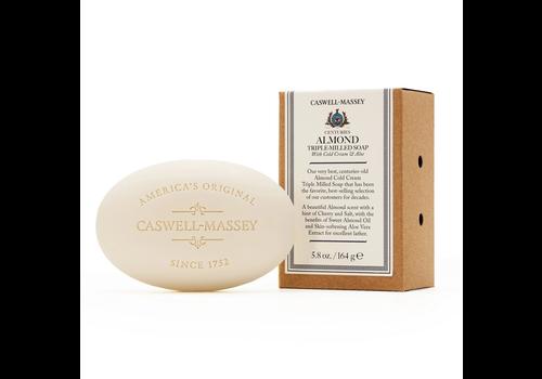 Caswell-Massey Almond & Aloe Bar Soap