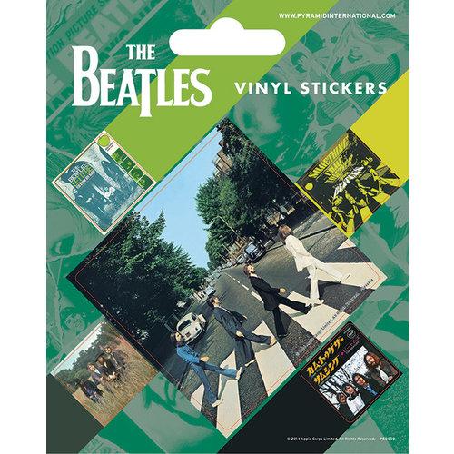 The Beatles Beatles Vinyl Stickers