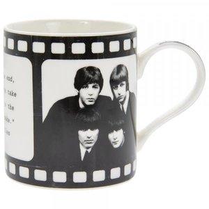 "The Beatles The Beatles Mug ""The Love You Take"""
