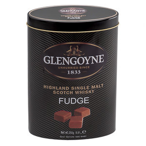 Gardiners of Scotland Glengoyne Scotch Whisky Fudge