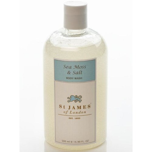 St. James of London St. James Sea Moss & Salt Body Wash