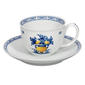 Viana Coffee Cup and Saucer