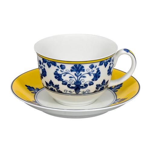 Castelo Branco Tea Cup and Saucer