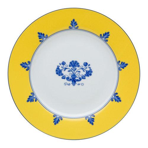 "Vista Alegre Castelo Branco 8"" Plate"