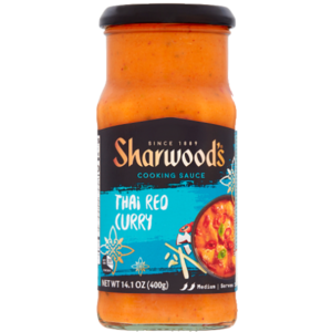 Sharwood's Thai Red Curry
