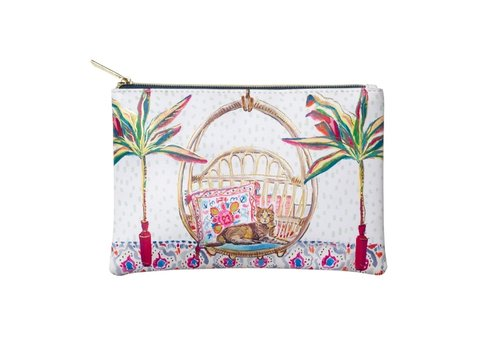Cosmetic Bag Tabby Bungalow
